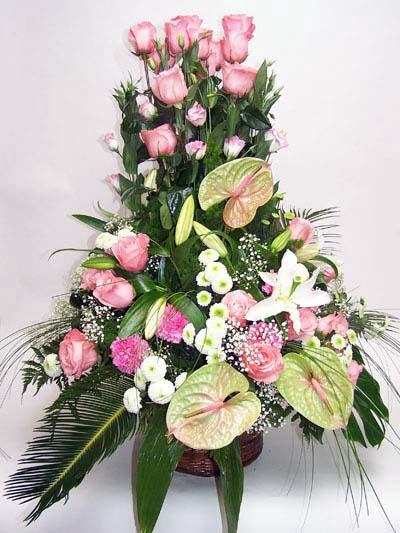 Kırşehir çiçek satışı  özel üstü süper aranjman