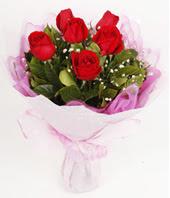 9 adet kaliteli görsel kirmizi gül  Kırşehir çiçek gönderme sitemiz güvenlidir