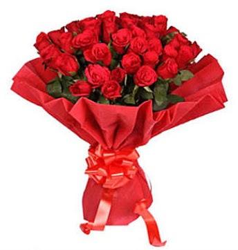 41 adet gülden görsel buket  Kırşehir çiçek gönderme