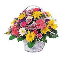 Kırşehir çiçekçi telefonları  mevsim çiçekleri sepeti özel