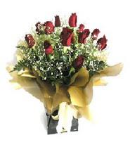 Kırşehir internetten çiçek satışı  11 adet kirmizi gül  buketi