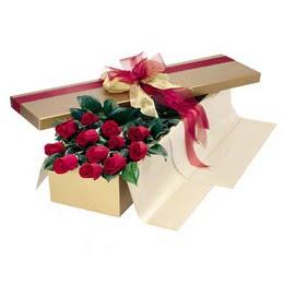 Kırşehir online çiçek gönderme sipariş  10 adet kutu özel kutu
