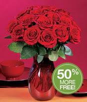 Kırşehir çiçek yolla , çiçek gönder , çiçekçi   10 adet Vazoda Gül çiçek ideal seçim