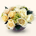 Kırşehir çiçek mağazası , çiçekçi adresleri  9 adet sari gül cam yada mika vazo da  Kırşehir online çiçekçi , çiçek siparişi