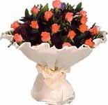 11 adet gonca gül buket   Kırşehir çiçek yolla , çiçek gönder , çiçekçi