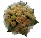 12 adet sari güllerden buket   Kırşehir cicek , cicekci