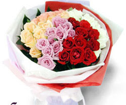 SEVENLERE ÖZEL 51 ADET GÜL  Kırşehir çiçekçi mağazası