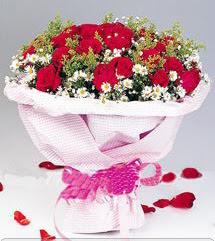 Kırşehir çiçekçi mağazası  12 ADET KIRMIZI GÜL BUKETI