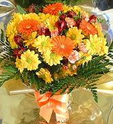Kırşehir çiçek , çiçekçi , çiçekçilik  karma büyük ve gösterisli mevsim demeti