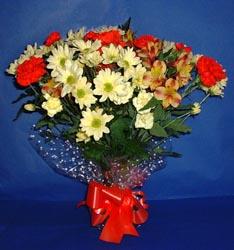 Kırşehir çiçek , çiçekçi , çiçekçilik  kir çiçekleri buketi mevsim demeti halinde