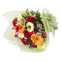 karisik mevsim buketi   Kırşehir güvenli kaliteli hızlı çiçek