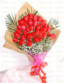 13 adet kirmizi gül buketi   Kırşehir İnternetten çiçek siparişi