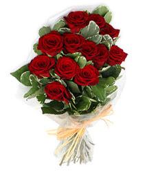 Kırşehir yurtiçi ve yurtdışı çiçek siparişi  9 lu kirmizi gül buketi.
