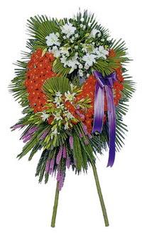 Kırşehir çiçek siparişi vermek  cenaze çelengi