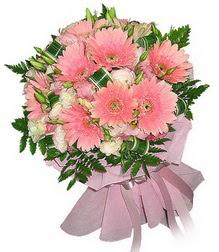 Kırşehir online çiçek gönderme sipariş  Karisik mevsim çiçeklerinden demet