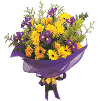 Kırşehir çiçek yolla , çiçek gönder , çiçekçi   Karisik mevsim demeti karisik çiçekler