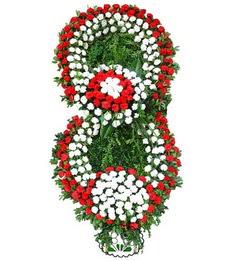 Görsel Cenaze çiçek , cenaze çiçek , çelengi  Kırşehir cicek , cicekci