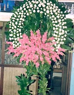 Cenaze çelenk , cenaze çiçekleri , çelengi  Kırşehir çiçekçi mağazası