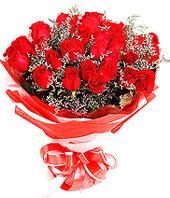 11 adet kaliteli görsel kirmizi gül  Kırşehir çiçek yolla