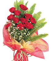 11 adet kaliteli görsel kirmizi gül  Kırşehir çiçek gönderme