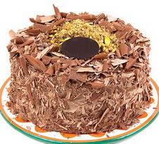 çikolatali 4 ile 6 kisilik yas pasta  Kırşehir hediye sevgilime hediye çiçek