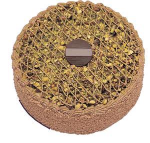 Krokanli 4 ile 6 kisilik yas pasta leziz  Kırşehir çiçek gönderme sitemiz güvenlidir