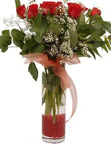 9 gül sevdiklerinize  Kırşehir çiçek gönderme