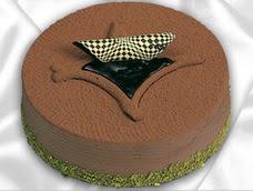 pasta siparisi 4 ile 6 kisilik yas pasta çikolata yaspasta  Kırşehir uluslararası çiçek gönderme