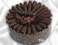 online pasta satisi 4 ile 6 kisilik çikolatali meyvali yaspasta  Kırşehir online çiçek gönderme sipariş