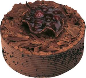 pasta satisi 4 ile 6 kisilik çikolatali yas pasta  Kırşehir çiçekçi telefonları