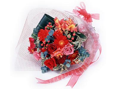Karisik buket çiçek modeli sevilenlere  Kırşehir cicek , cicekci