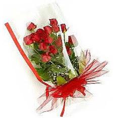 13 adet kirmizi gül buketi sevilenlere  Kırşehir çiçekçiler