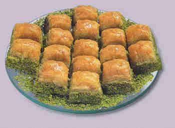 pasta tatli satisi essiz lezzette 1 kilo fistikli baklava  Kırşehir internetten çiçek satışı