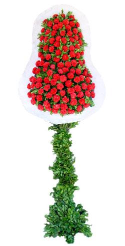 Dügün nikah açilis çiçekleri sepet modeli  Kırşehir online çiçekçi , çiçek siparişi
