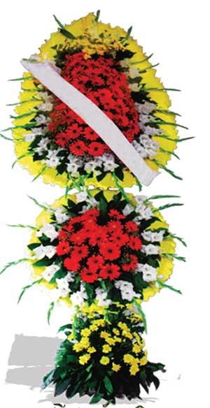 Dügün nikah açilis çiçekleri sepet modeli  Kırşehir İnternetten çiçek siparişi