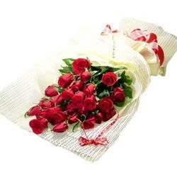 Çiçek gönderme 13 adet kirmizi gül buketi  Kırşehir çiçek gönderme