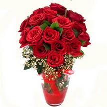 Kırşehir hediye çiçek yolla   9 adet kirmizi gül