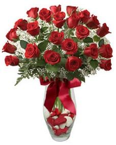17 adet essiz kalitede kirmizi gül  Kırşehir çiçek online çiçek siparişi