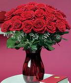 Kırşehir anneler günü çiçek yolla  11 adet Vazoda Gül sevenler için ideal seçim