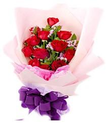 7 gülden kirmizi gül buketi sevenler alsin  Kırşehir çiçek yolla , çiçek gönder , çiçekçi