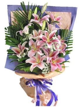 7 dal kazablankadan görsel buket  Kırşehir çiçek servisi , çiçekçi adresleri