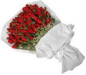 Kırşehir online çiçekçi , çiçek siparişi  51 adet kırmızı gül buket çiçeği
