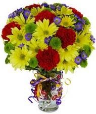 En güzel hediye karışık mevsim çiçeği  Kırşehir çiçek , çiçekçi , çiçekçilik