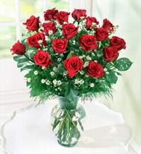 Kırşehir çiçekçi mağazası  9 adet mika yada vazoda kirmizi güller