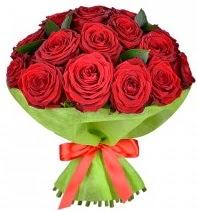 11 adet kırmızı gül buketi  Kırşehir online çiçek gönderme sipariş