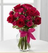 21 adet kırmızı gül tanzimi  Kırşehir online çiçek gönderme sipariş