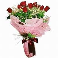 Kırşehir hediye çiçek yolla  12 adet kirmizi kalite gül