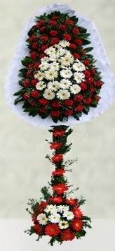 Kırşehir çiçekçi mağazası  çift katlı düğün açılış çiçeği