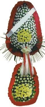 Çift katlı düğün açılış çiçeği  Kırşehir hediye sevgilime hediye çiçek