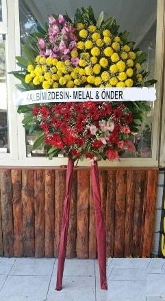 Kırşehir uluslararası çiçek gönderme  Cenaze çiçek modeli